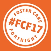 Foster Care Fortnight logo